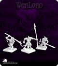 Warlord: Reptus - Clutchlings Army Pack