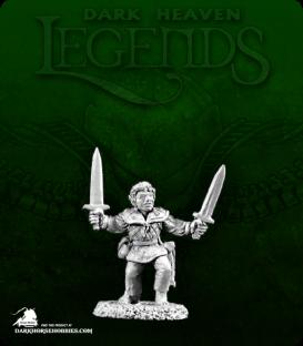 Dark Heaven Legends: Dar Dimplefoot