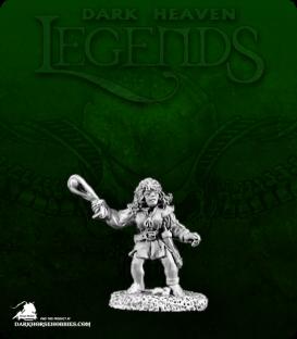 Dark Heaven Legends: Trissa Cloverhill