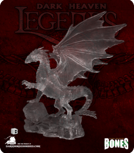 Dark Heaven Legends Bones: Invisible Dragon - Kyphrixis