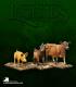 Dark Heaven Legends: Animal Companions - Goat, Pig, Cow