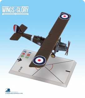 Wings of Glory: WW1 RAF R.E.8 (30 Squadron) Airplane Pack