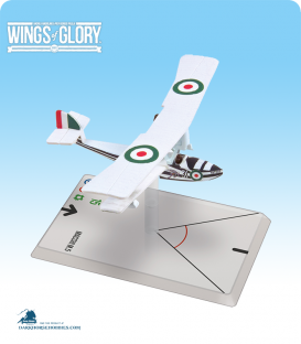 Wings of Glory: WW1 Macchi M.5 (Haviland) Airplane Pack