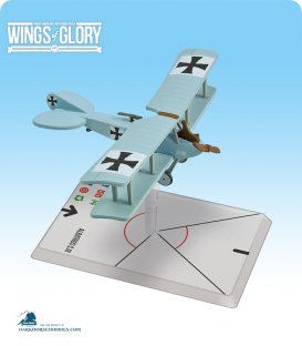 Wings of Glory: WW1 Albatros C.III (Luftstreitkräfte) Airplane Pack