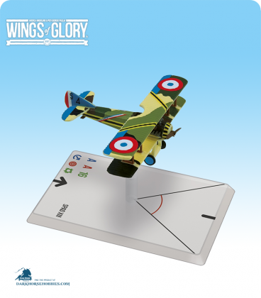 Wings of Glory: WW1 Spad XIII (Coadou) Airplane Pack
