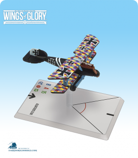 Wings of Glory: WW1 Albatros D.Va (Jacobs) Airplane Pack