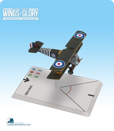 Wings of Glory: WW1 Sopwith Camel (Barker) Airplane Pack