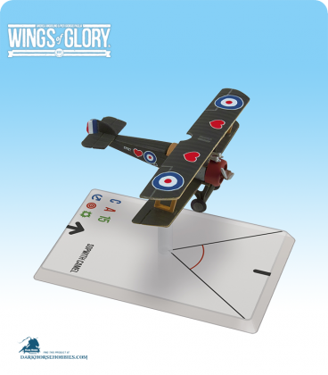 Wings of Glory: WW1 Sopwith Camel (Elwood) Airplane Pack
