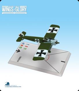 Wings of Glory: WW1 Fokker E.III (Hautzmayer) Airplane Pack