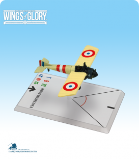 Wings of Glory: WW1 Morane-Saulnier Type N (Chaput) Airplane Pack