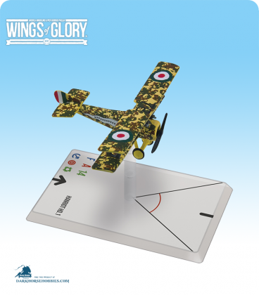 Wings of Glory: WW1 Hanriot HD.1 (Fucini) Airplane Pack