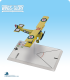 Wings of Glory: WW1 Hanriot HD.1 (Scaroni) Airplane Pack