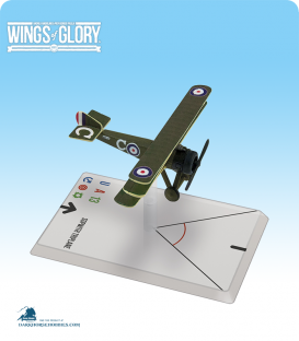 Wings of Glory: WW1 Sopwith Triplane (Collishaw) Airplane Pack