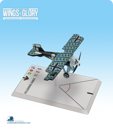 Wings of Glory: WW1 Siemens - Schuckert D.III (Lange) Airplane Pack
