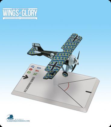 Wings of Glory: WW1 Siemens - Schuckert D.III (Lange) Airplane Pack