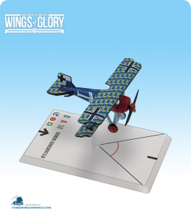 Wings of Glory: WW1 Siemens - Schuckert D.III (Veltjens) Airplane Pack