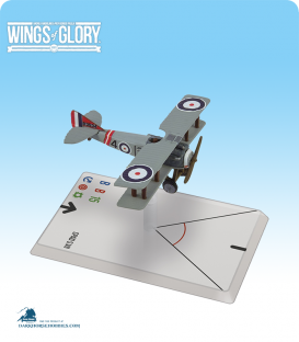 Wings of Glory: WW1 Spad S.VII (23 Squadron) Airplane Pack
