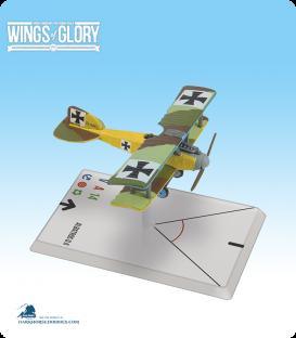 Wings of Glory: WW1 Albatros D.II (Boelcke) Airplane Pack
