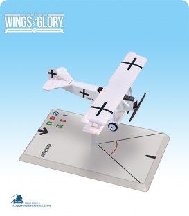 Wings of Glory: WW1 Fokker D.VII (Goering) Airplane Pack