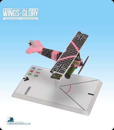 Wings of Glory: WW1 Fokker D.VII (Stark) Airplane Pack