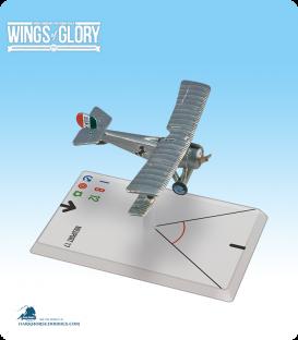Wings of Glory: WW1 Nieuport 17 (Baracca) Airplane Pack
