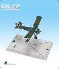 Wings of Glory: WW1 Nieuport 17 (Charles Nungesser) Airplane Pack