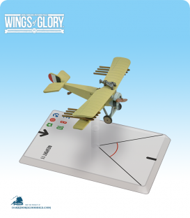 Wings of Glory: WW1 Nieuport 11 (Ancillotto) Airplane Pack