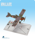 Wings of Glory: WW1 Halberstadt CL.II (Schwarze/Schumm) Airplane Pack