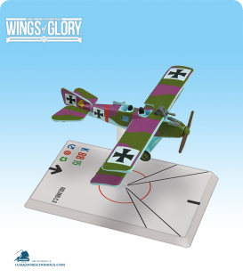 Wings of Glory: WW1 Roland C.II (Luftstreitkrafte) Airplane Pack