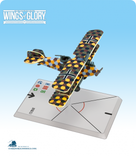 Wings of Glory: WW1 UFAG C.I (161–37) Airplane Pack