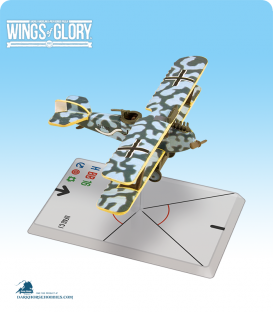 Wings of Glory: WW1 UFAG C.I (Flik 62/S) Airplane Pack