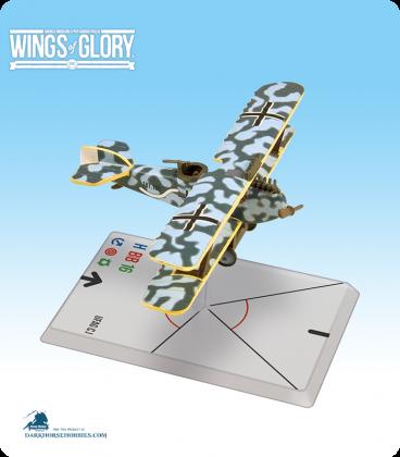 Wings of Glory: WW1 UFAG C.I (Flik 62/S) Airplane Pack