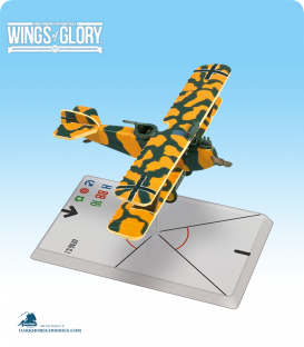 Wings of Glory: WW1 UFAG C.I (161–138) Airplane Pack