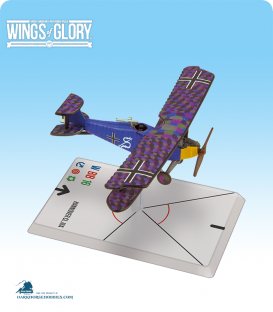 Wings of Glory: WW1 Hannover CL.IIIa (Luftstreitkrafte) Airplane Pack
