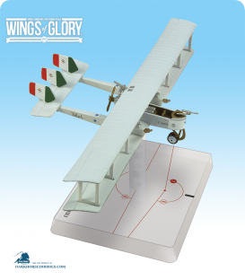 Wings of Glory: WW1 Caproni CA.3 (Buttini) Airplane Pack