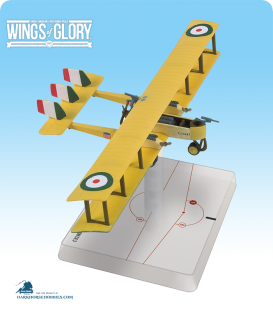 Wings of Glory: WW1 Caproni CA.3 (La Guardia) Airplane Pack