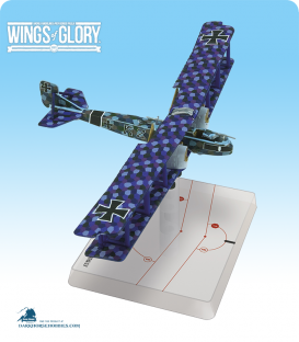 Wings of Glory: WW1 Gotha G. V (Von Korff) Airplane Pack