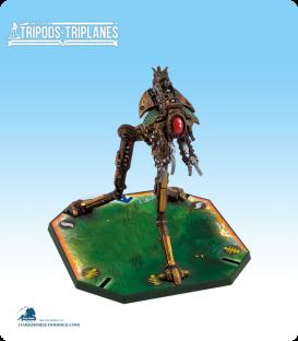 "Wings of Glory: Tripods & Triplanes Mk.I ""Locust"" Tripod Pack"