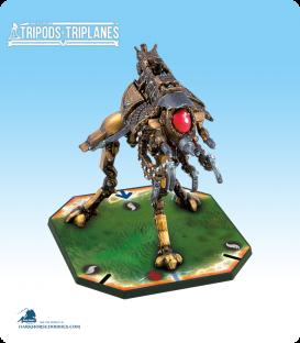 "Wings of Glory: Tripods & Triplanes Mk.II ""Scarab"" Tripod Pack"