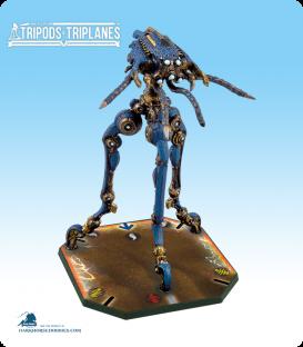 "Wings of Glory: Tripods & Triplanes Mk.IV ""Cuttlefish"" Tripod Pack"