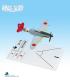 Wings of Glory: WW2 Kawasaki Ki-61-I-KAId (Nakano) Airplane Pack