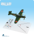 Wings of Glory: WW2 Kawasaki Ki-61-I-KAId (Ichikawa) Airplane Pack