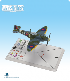 Wings of Glory: WW2 Spitfire Mk.IX (Beurling) Airplane Pack