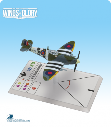 Wings of Glory: WW2 Spitfire Mk.IX (Johnson) Airplane Pack