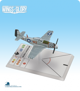 Wings of Glory: WW2 P-51D Mustang (Landers) Airplane Pack