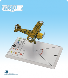 Wings of Glory: WW2 Fiat CR-42 Falco (Gorrini) Airplane Pack