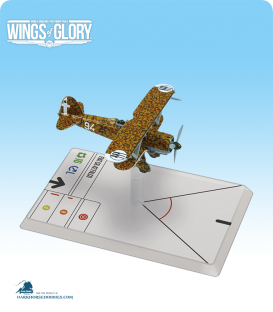 Wings of Glory: WW2 Fiat CR-42 Falco (Rinaldi) Airplane Pack