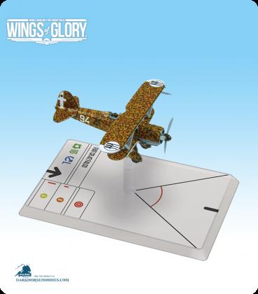 Wings of Glory: WW2 Fiat CR-42 Falco (Rinaldi) Airplane Pack