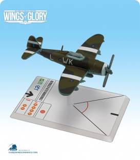 Wings of Glory: WW2 Republic P-47D Thunderbolt (RAF 135 Squadron) Airplane Pack