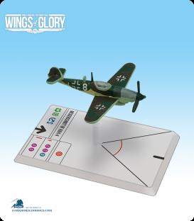Wings of Glory: WW2 Messerschmitt Bf.109 K-4 (9./JG3) Airplane Pack